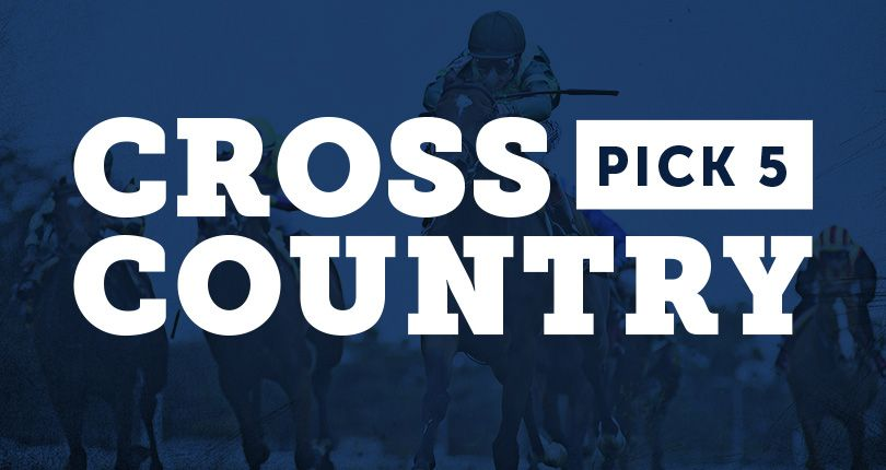 NYRA teams with Churchill Downs for Cross Country Pick 5 on Saturday