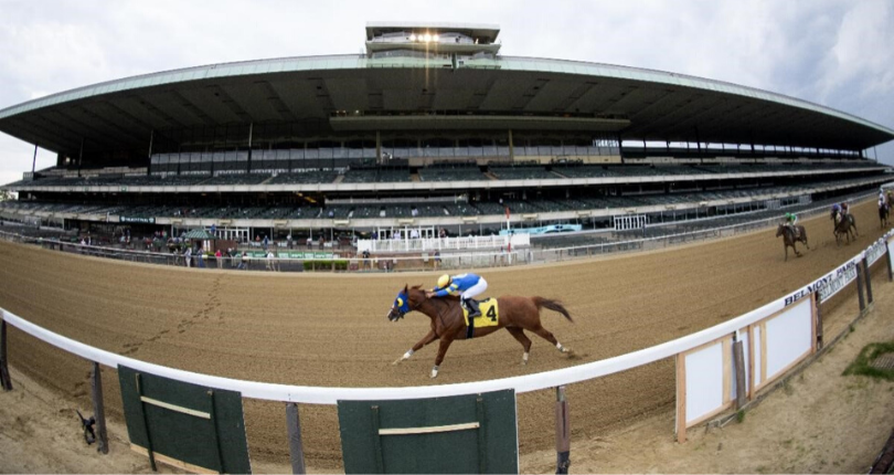Star of the West shines to win 2020 Belmont Park spring / summer meet opener