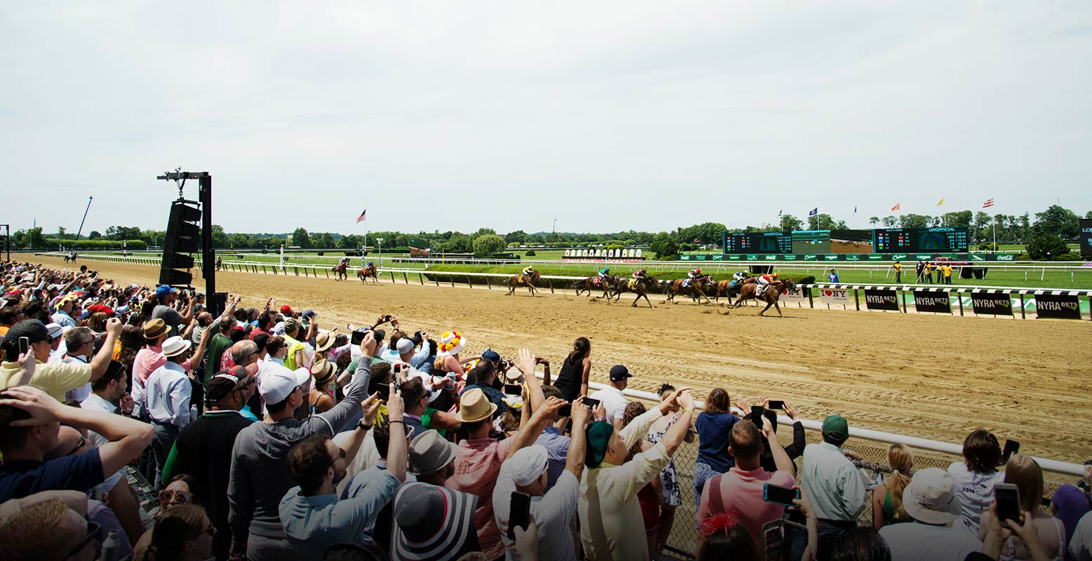 Belmont Park Race Course Nyra