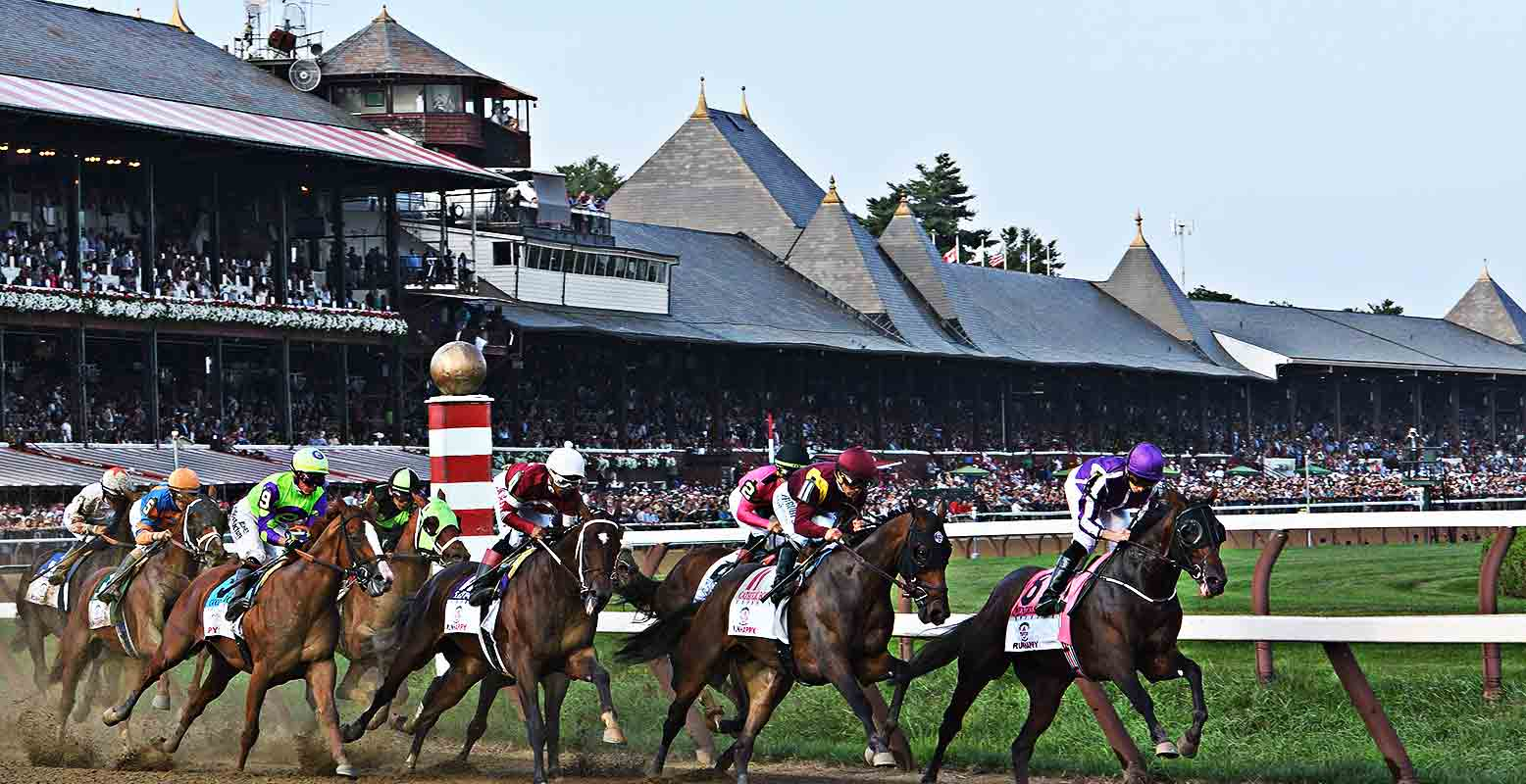 How to bet on the horses saratoga springs ny northern illinois vs florida state betting line