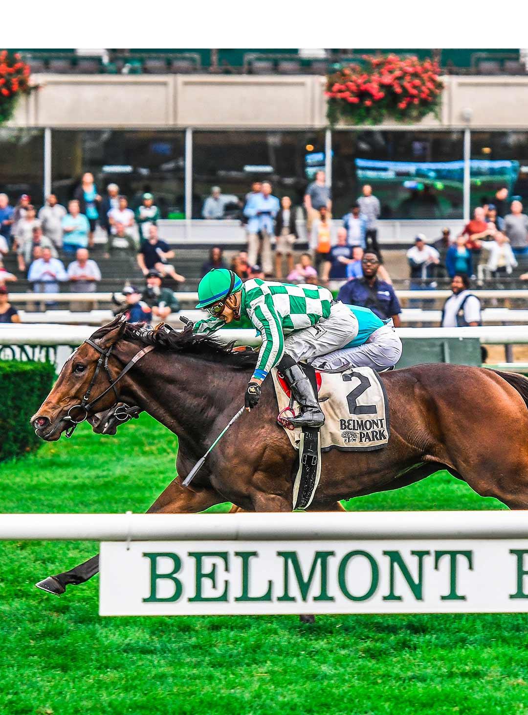 Belmont park discount coupons