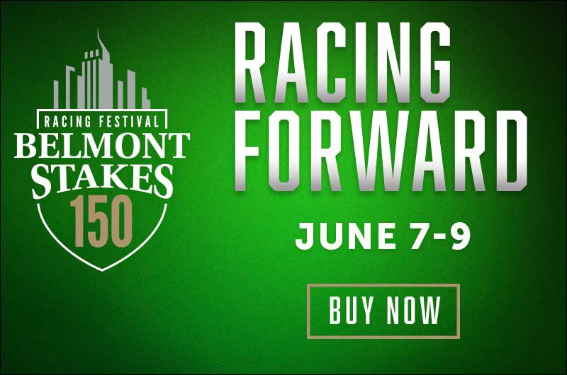 Belmont Stakes 150