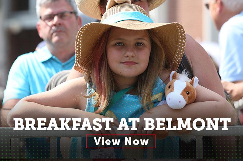 Belmont Park Race Track Nyra
