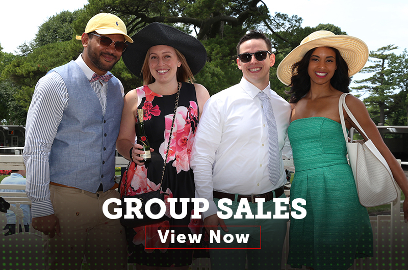 Group Sales / Hospitality