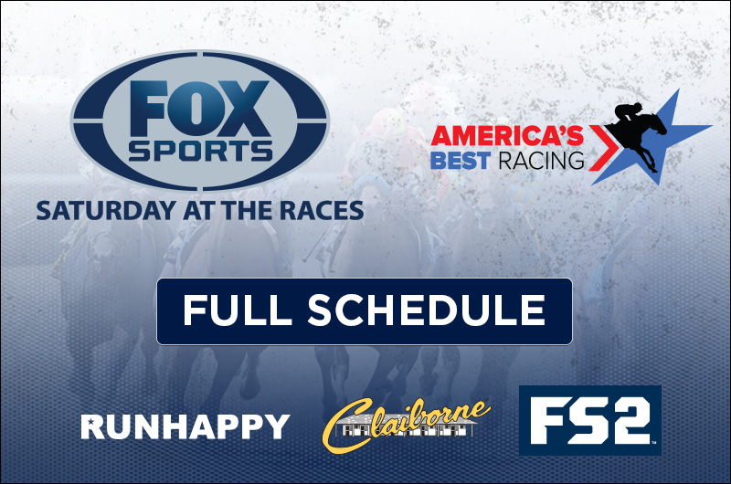 FOX Sports Saturday At The Races