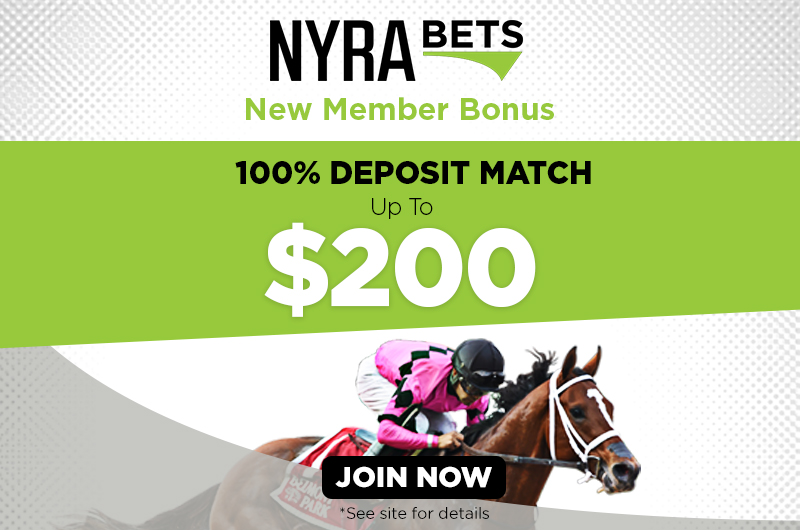 NYRABets Sign Up Offer