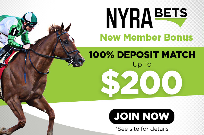 NYRA Bets Sign-Up