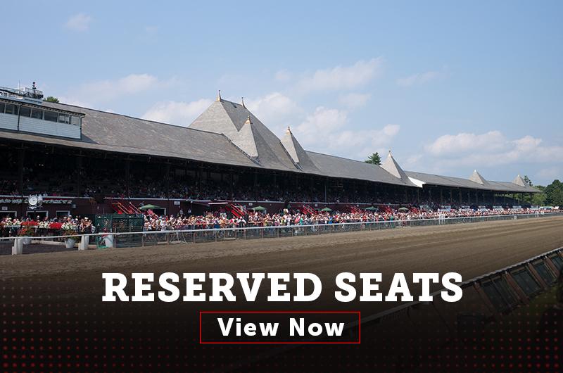 Saratoga Reserved Seats Nyra