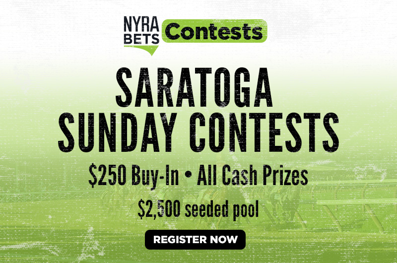 Saratoga Sunday Contests