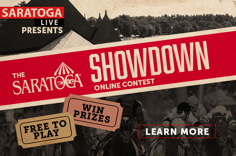 Saratoga Showdown