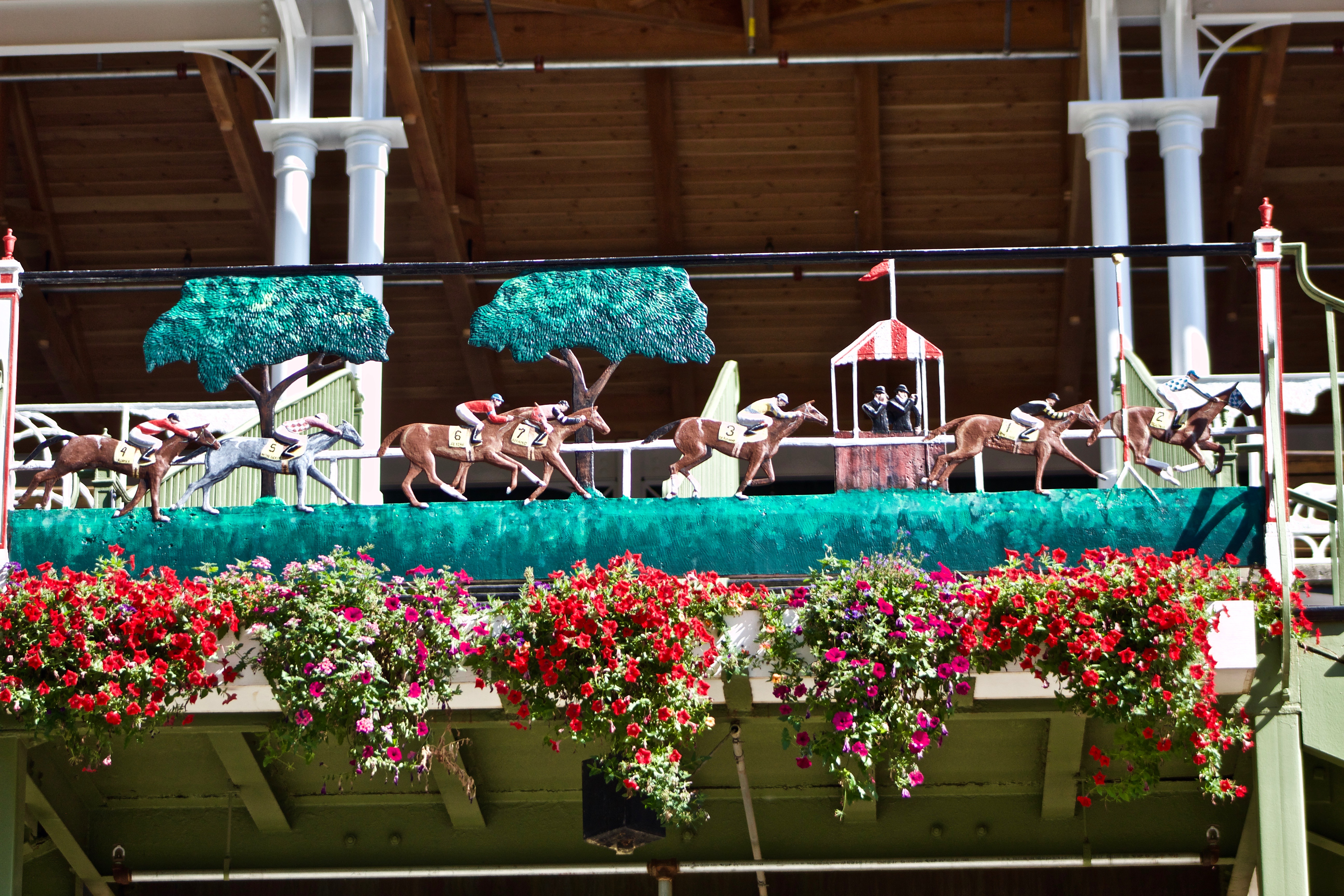 Fact sheet for Opening Weekend of Saratoga Race Course