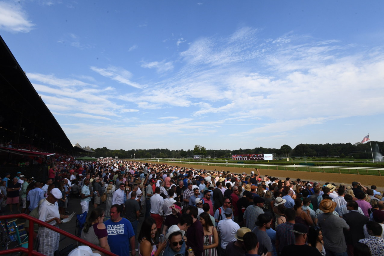 Nyra Announces Change To 2019 Saratoga Race Course