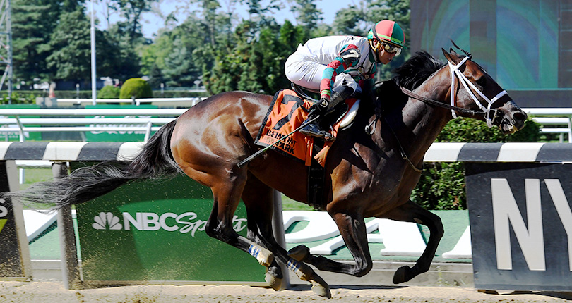 Firenze Fire Hits On All Cylinders In Nine Length G3 Dwyer Win